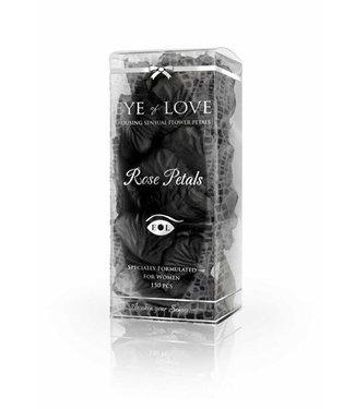 Eye Of Love EOL Rozenblaadjes Zwart