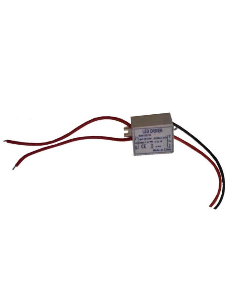 Outlight Led inbouwspots Forte Mini (5 x) 230 volt