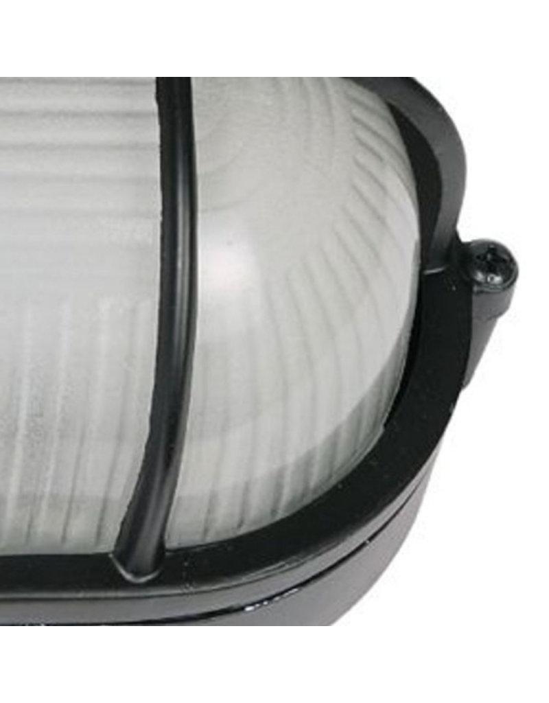 Outlight Aluminium Bullseye lamp 10,5cm.