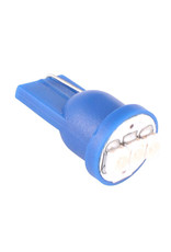 All-ride Autolamp T10 - Wedge - 12V - LED blauw