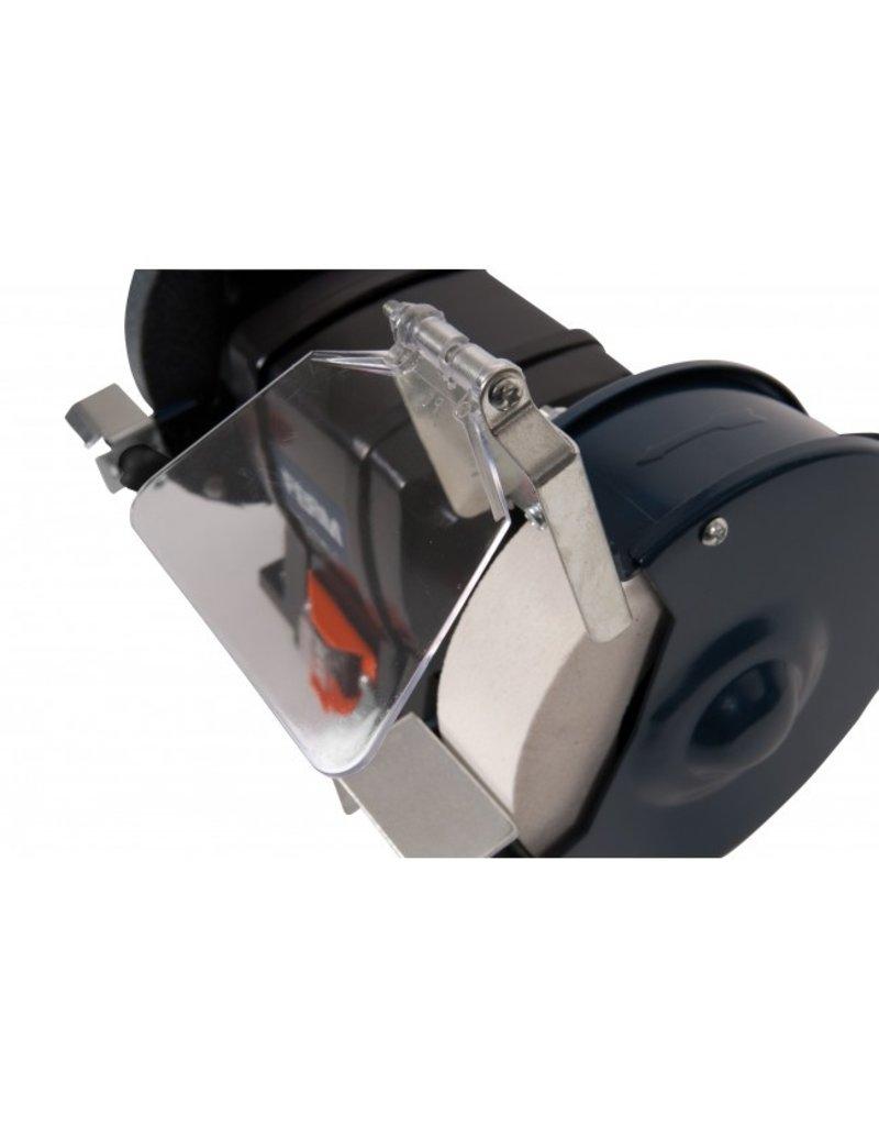 Ferm Werkbankslijpmachine 150mm. - BGM1020