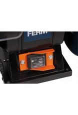 Ferm Werkbankslijpmachine 150mm - BGM1019