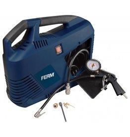 Ferm Draagbare compressor 1100W - CRM1049