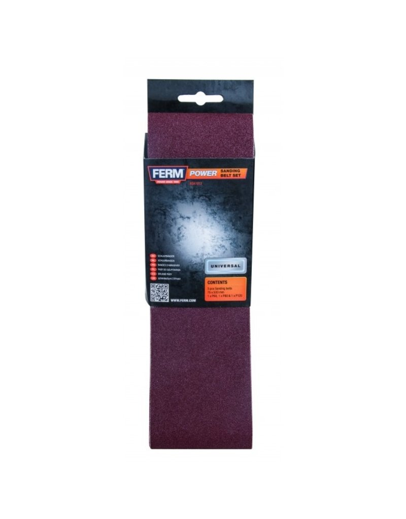Ferm Schuurbanden (3 stuks) - BSA1013