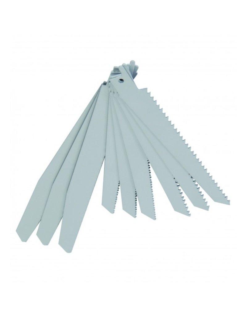 Ferm Recipro Zaagbladen (9 stuks) - RSA1001