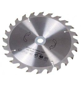 Ferm Zaagblad 200 mm. 24T - MSA1021