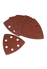 Ferm Driehoek Schuurpapier Middel P80 - PSA1033