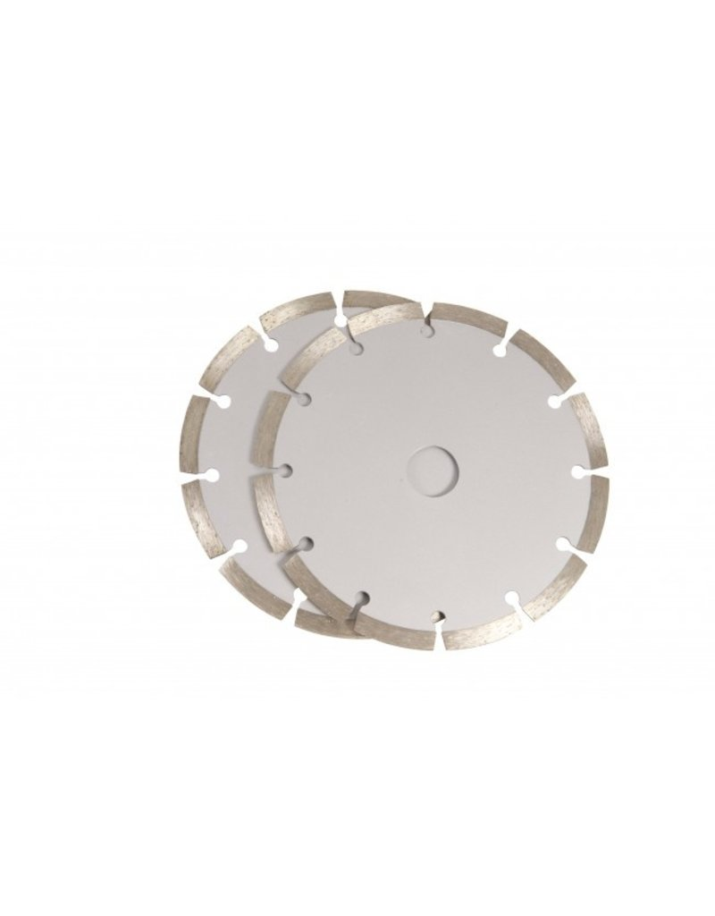 Ferm Diamantschijven 2x 125mm - WSA1001