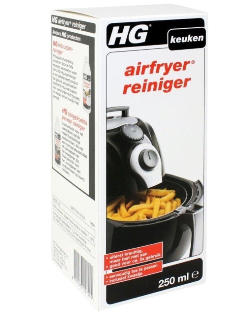 HG international Airfryer reiniger