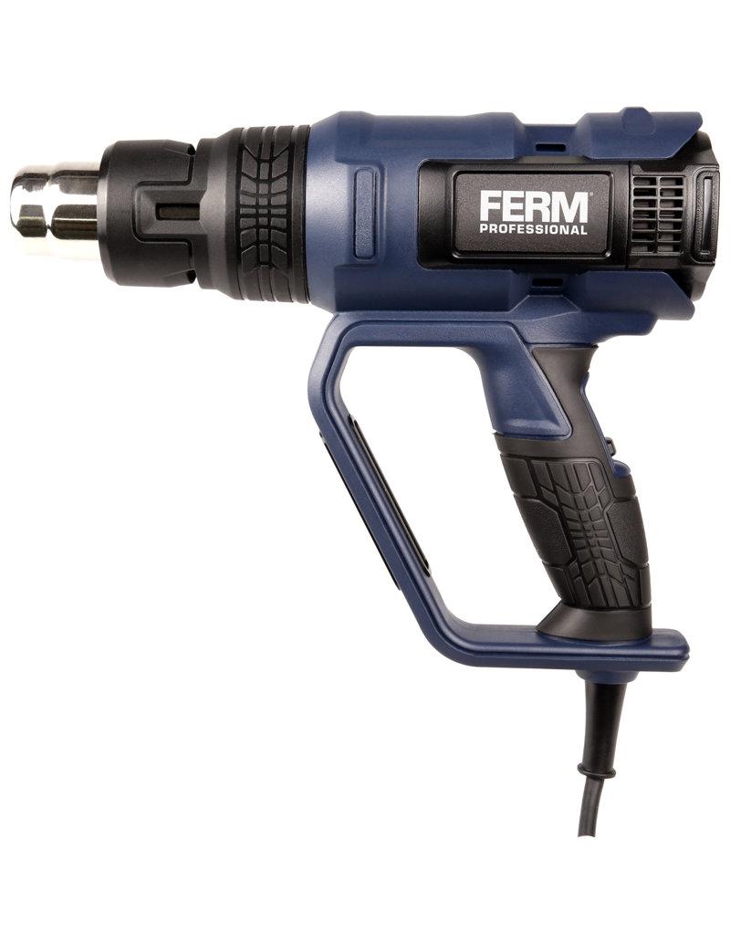 Ferm Professionele Heteluchtpistool 2000W - HAM1017P