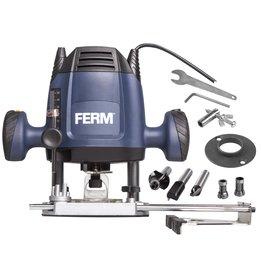 Ferm Bovenfrees 1200W met 3 delige frezenset - PRM1021