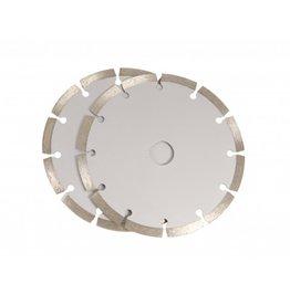 Ferm Diamantschijven 2x 150mm - WSA1002 (voor WSM1002 muurfrees)