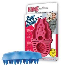 Kong Zoom Groom hondenborstel