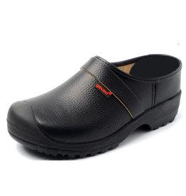 Gevavi Next Gevavi Next - 1240/00 gesloten schoenklomp PU S3 zwart - Maat 48