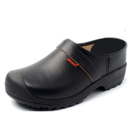 Gevavi Next Gevavi Next - 1240/00 gesloten schoenklomp PU S3 zwart - Maat 41