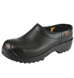 Gevavi Next Gevavi Next- 1250/00  gesloten flex schoenklomp PU SB zwart - Maat 43