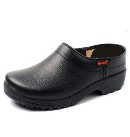 Gevavi Next Gevavi Next - 1670/00 gesloten schoenklomp PU zwart - Maat 47