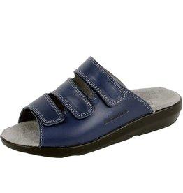 BigHorn BigHorn - 3201 slipper blauw - Maat 39
