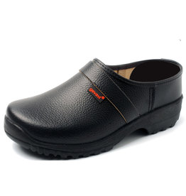 Gevavi Next Gevavi Next - Lincoln gesloten schoenklomp PU zwart - Maat 42