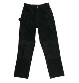 Gevavi Workwear Gevavi Workwear - GW02 multibroek zwart - Maat 54