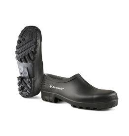 Dunlop Dunlop - 814P klomp pvc zwart - Maat 39