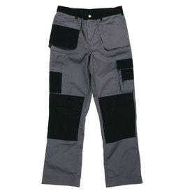 Gevavi Workwear Gevavi Workwear - GW02 multibroek grijs - Maat 58