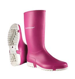 Dunlop Dunlop - K272111 sportlaars pvc roze - Maat 39