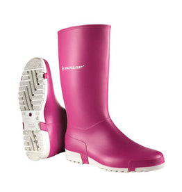 Dunlop Dunlop - K272111 sportlaars pvc roze - Maat 38