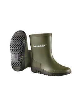 Dunlop Dunlop - K180010 mini kinderlaars pvc groen - Maat 20