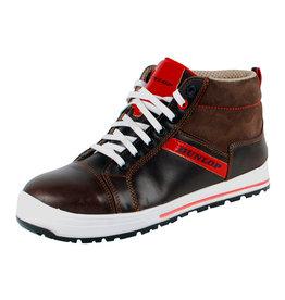 Dunlop Shoes Dunlop - Street Response hoge veiligheidsschoen S3 bruin - Maat 40