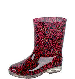 Gevavi Boots Gevavi Boots - Kate meisjeslaars pvc roze - Maat 24