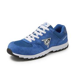 Dunlop Shoes Dunlop - Flying Arrow lage veiligheidssneaker S3 blauw - Maat 47