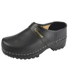 Gevavi Gevavi - Dallas gesloten schoenklomp PU zwart - Maat 35