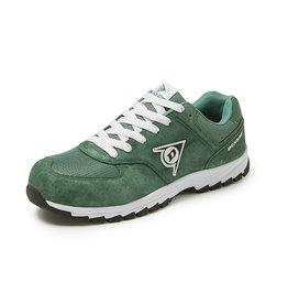Dunlop Shoes Dunlop - Flying Arrow lage veiligheidssneaker S3 groen - Maat 37