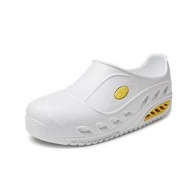 Sunshoes Sun Shoes - AWP Safety EVA clog met composiet neus wit - Maat 41