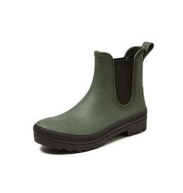 Gevavi Boots Gevavi Boots - 4200 dames enkellaars sebs groen/zwart - Maat 39
