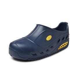 Sunshoes Sun Shoes - AWP Safety EVA clog met composiet neus blauw - Maat 42