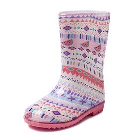 Gevavi Boots Gevavi Boots - Lies meisjeslaars pvc roze - Maat 22