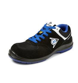 Dunlop Shoes Dunlop - Flying Sword lage veiligheidssneaker S3 zwart/blauw - Maat 45