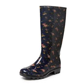 Gevavi Boots Gevavi Boots - Sara dameslaars pvc blauw - Maat 39
