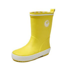 Gevavi Boots Gevavi Boots - Groovy rubberlaarsje geel - Maat 25