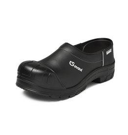 Gevavi Next Gevavi Next - Syrdic gesloten flex schoenklomp PU S3 zwart - Maat 47