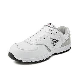 Dunlop Shoes Dunlop - Flying Arrow lage veiligheidssneaker S3 wit - Maat 44
