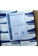 Natulive Mondkapjes - 10 stuks - CE keurmerk - 3 laags