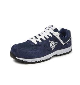 Dunlop Shoes Dunlop - Flying Arrow lage veiligheidssneaker S3 navy - Maat 38
