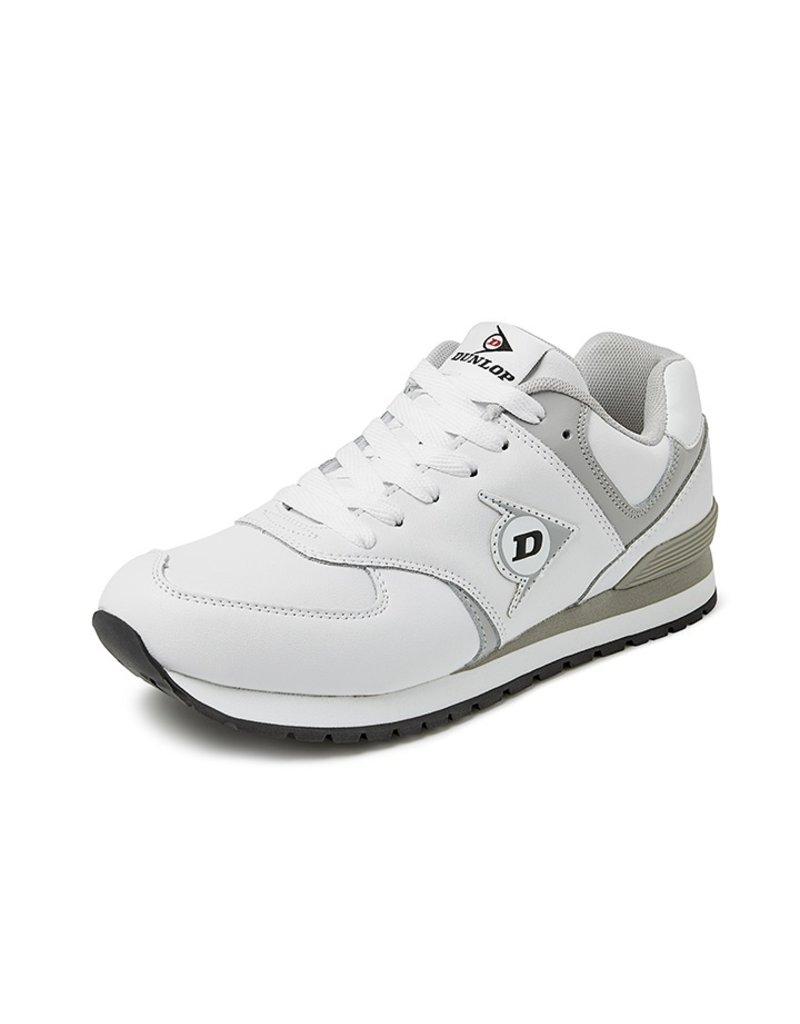 Dunlop Shoes Dunlop - Flying Wing onbeveiligde werkschoen wit - Maat 40
