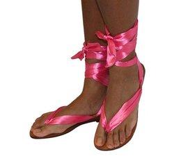 Donchoo Ribben Sandal pink