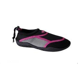 Rucanor waterschoen Albufeira roze-zwart