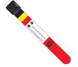 Infoband Belgische vlag