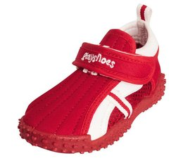Playshoes UV waterschoen Beach rood